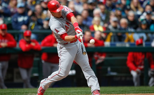 Mike Trout is still the Game's Greatest, and other Opening Day Scribbles