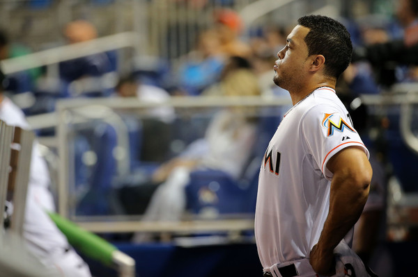 Giancarlo+Stanton+Atlanta+Braves+v+Miami+Marlins+QNXiBk976dJl