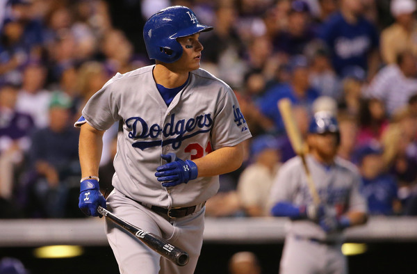 Joc+Pederson+Los+Angeles+Dodgers+v+Colorado+aZVt7D_RkAml