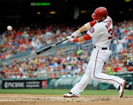 Image result for bryce harper swing