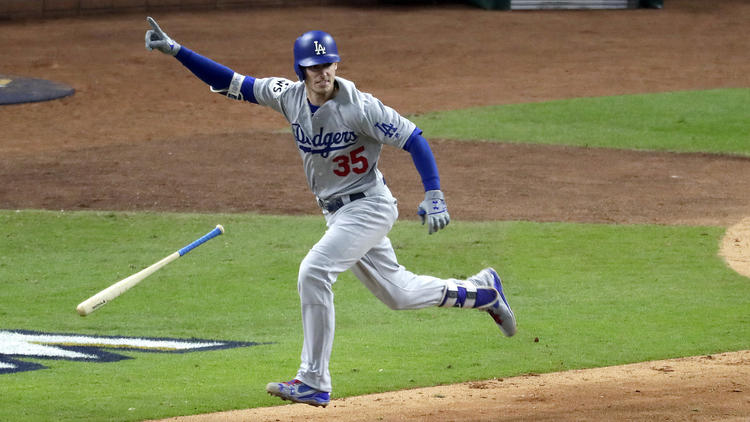 World Series Game Four: Cody Bellinger from Goat to Hero ...