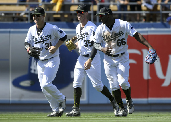 Dodgers Make it a Winning Memorial Day Weekend – Diamond Hoggers 2ef12896948