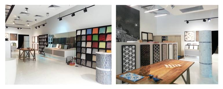 Bespoke Tile & Stone Showroom