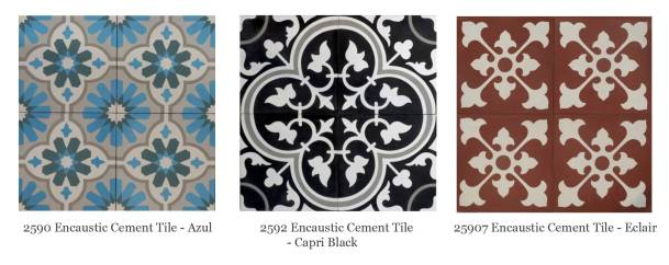 Bespoke_Encaustic Cement Tiles