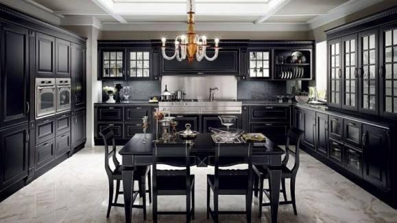 Gothic Kitchen Design
