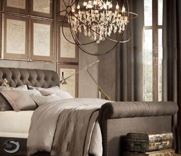 foucault-rustic-iron-orb-crystal-chandeleri