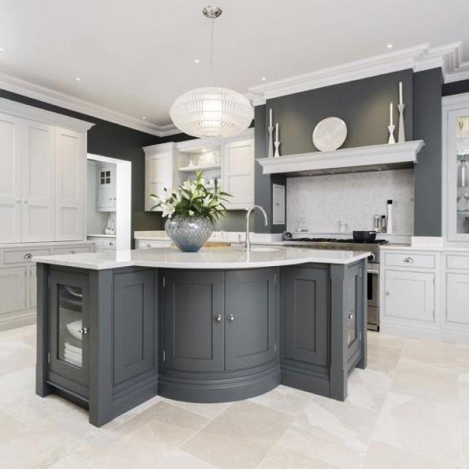 Gray Home Design Ideas: 5 Stylish Grey Kitchens To Inspire You!