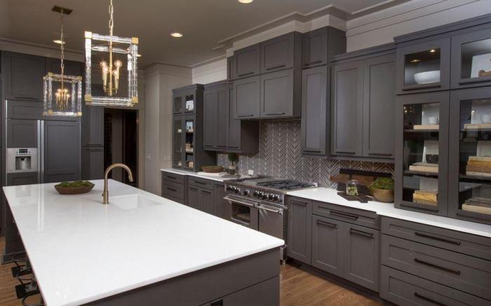 darker-shade-of-gray-kitchen