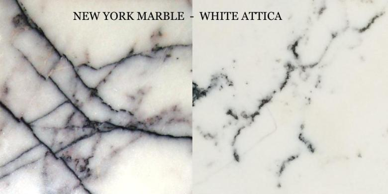 New York Marble White Attica
