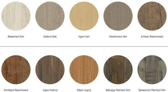 Laminex AbsoluteGrain Colours