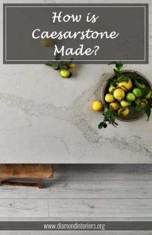 how is caesarstone made