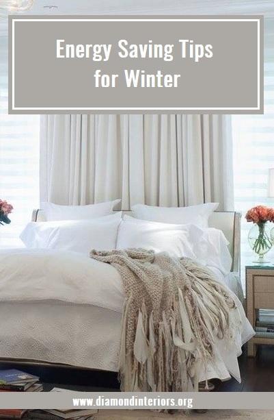 energy saving tips for winter