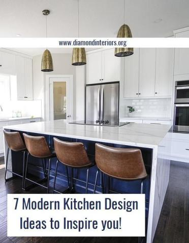 7 modern kitchen ideas