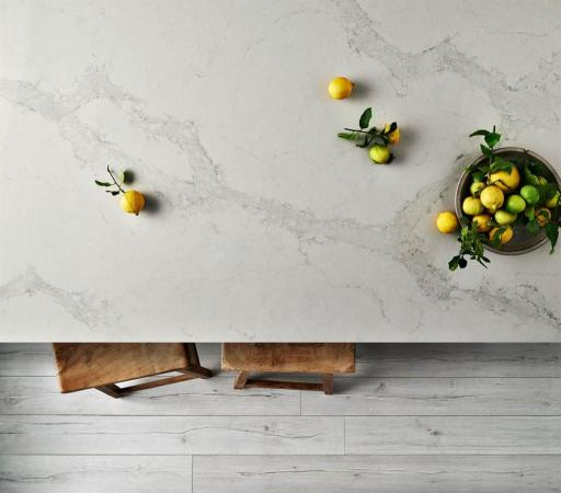Calacatta Nuvo - how is caesarstone made