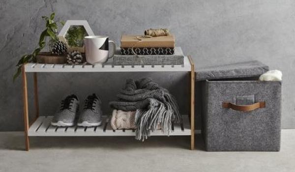 Maximise Your Wardrobe Space - shoe racks