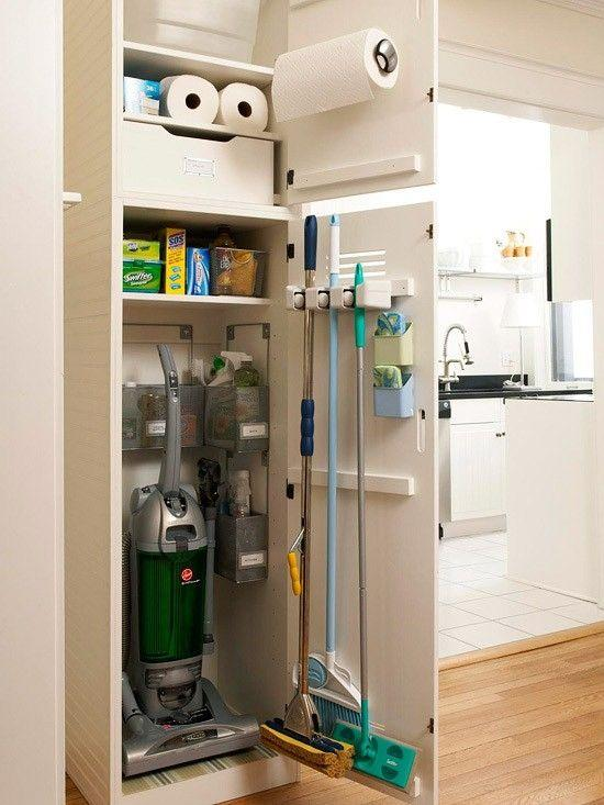 The Organised Housewife - Laundry design and storage ideas