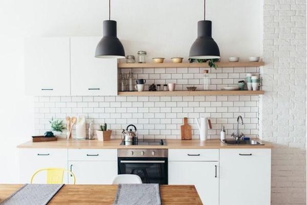 scandi kitchen design