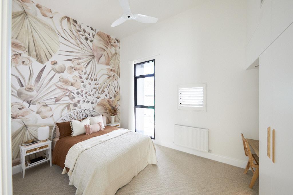 Jimmy & Tam The Block 2020 - Bedroom Decorating