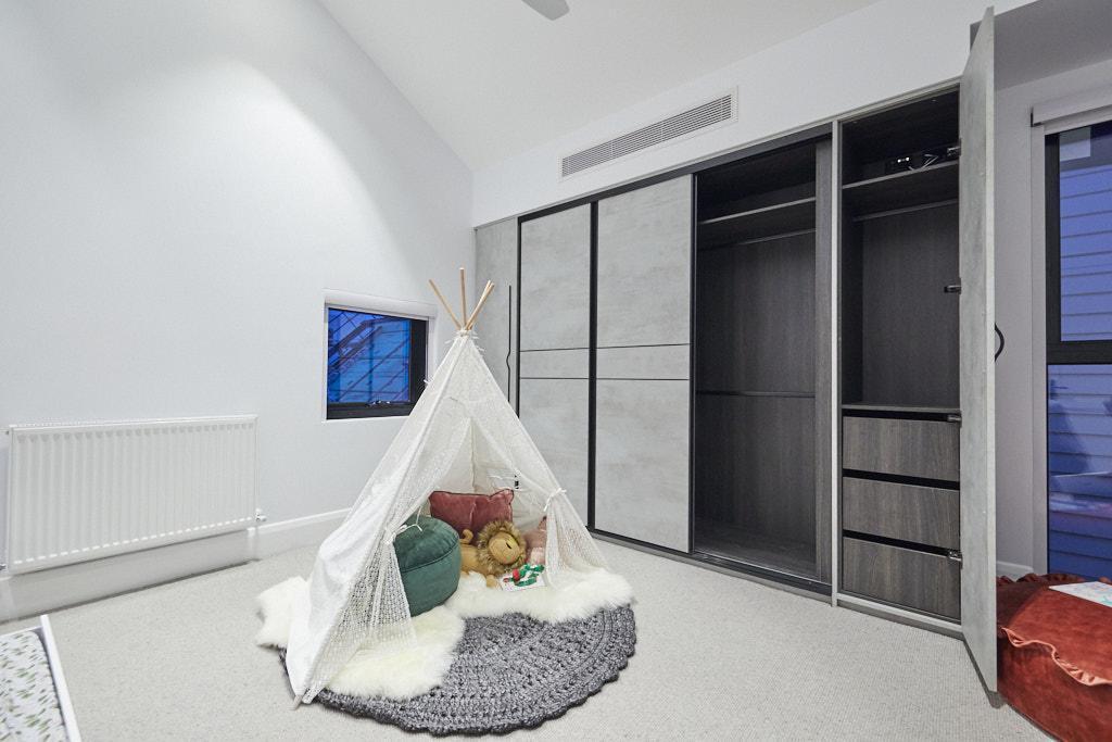 Sarah & George The Block 2020 - Bedroom Wardrobe