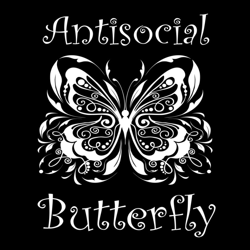 Antisocial Butterfly - Gift Graphics