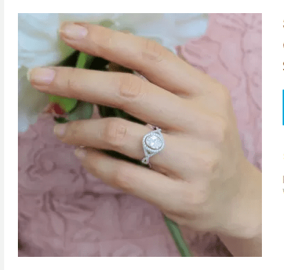 Fancy & Unique Oval Cut Halo twisted Diamond Engagement Anniversary Ring 925 Sterling Silver