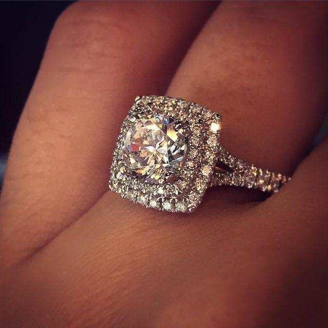 Forever 1.80Ct Round White Moissanite Diamond Wedding Bridal Ring Solid 14k Yellow Gold