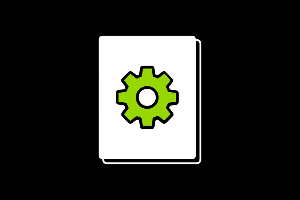 Parts Book Icon
