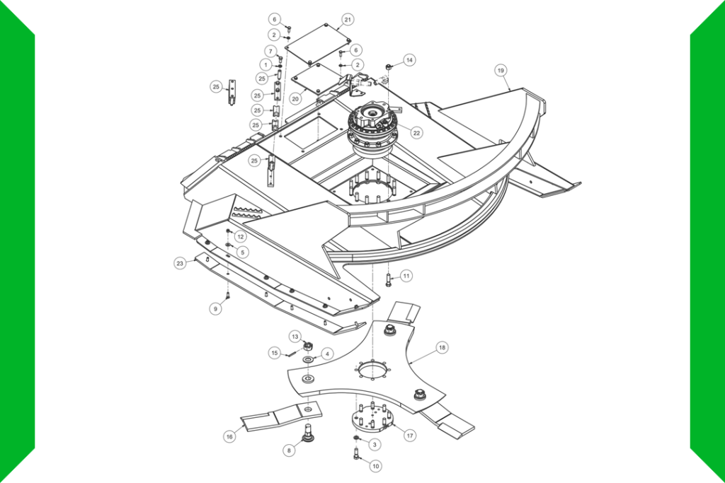 Rotary Parts Book