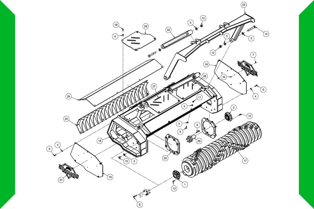 Parts Books – Diamond Mowers®