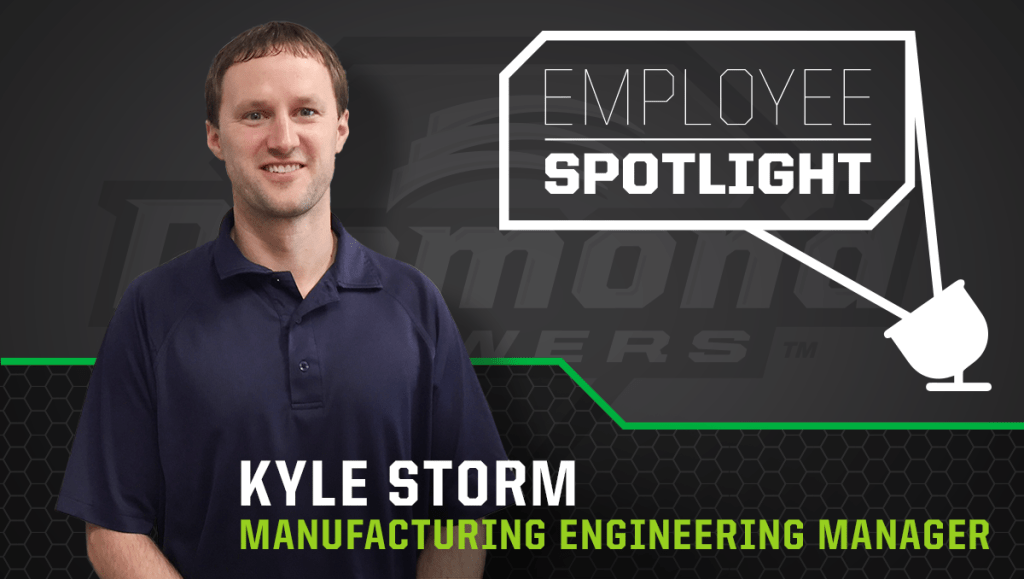 Employee Spotlight for Kyle Storm