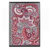 Diamond Painting Journal Kit (Fire Cover)