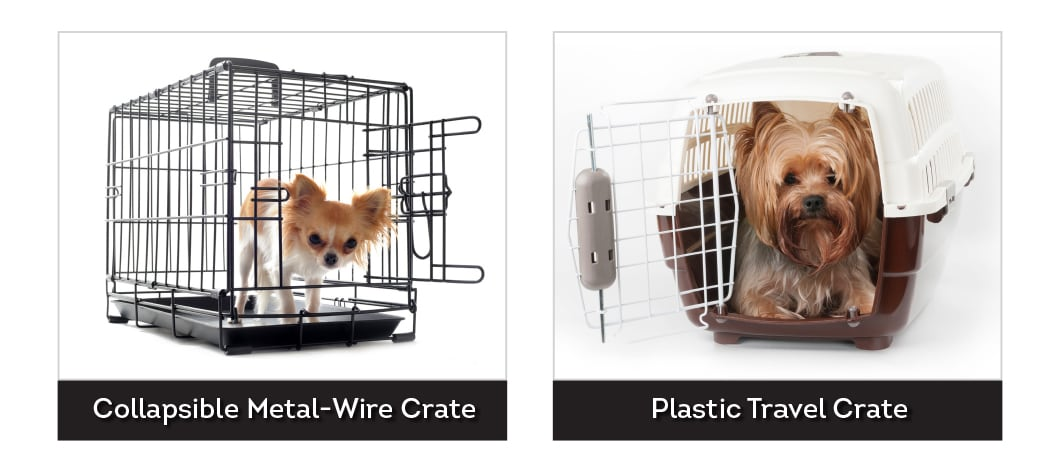 Types of Crates for Dog Training   Diamond Pet Foods