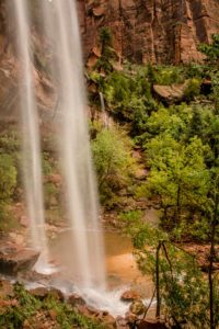 Emerald Pool Waterfalls