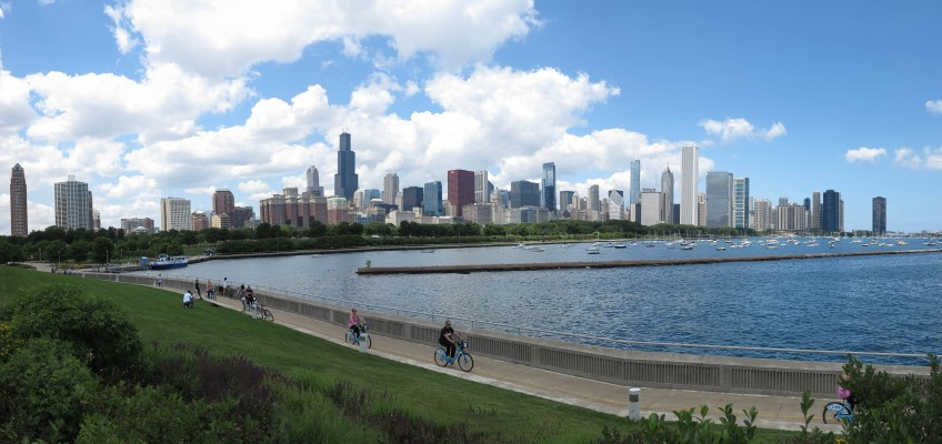 A new playground for me: Chicago!