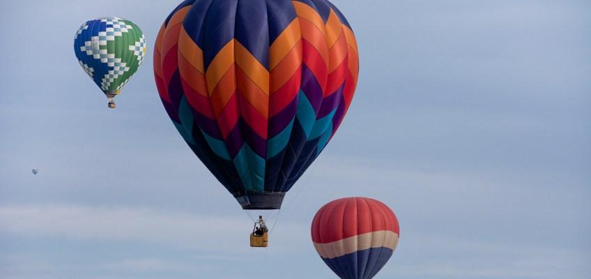 Erie Town Fair Balloon Lift Off