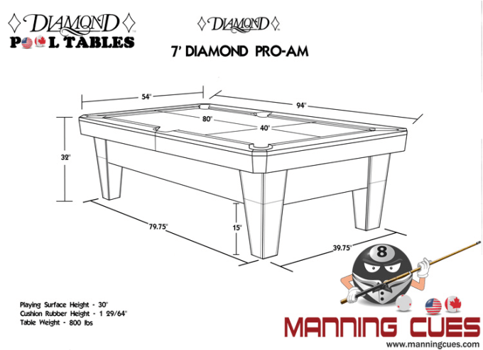 Height Of Pool Table Playing Surface Wwwmicrofinanceindiaorg - Diamond smart table