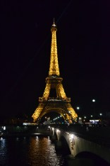 View from Gardens of Trocadéro
