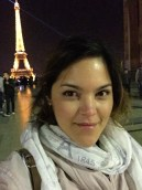 Selfie from Trocadéro (again, had to, this was my last time by the tower!)