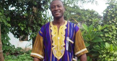 リベリア、民族衣装