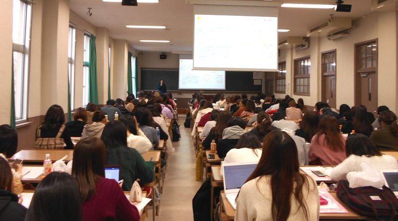 青山学院大学にて講義を行いました