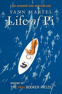 My review of Life of Pi Yann Martel.