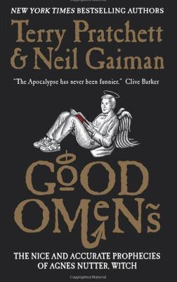 Good Omens by Neil Gaiman and Terry Pratchett. A clever, witty, creative and book I would recommend to anyone. There are demons, angels, witches, bikers, aging mediums/dominatrixes - everything you could want. It made me laugh a lot and then it made me think a little. Click through for full review.