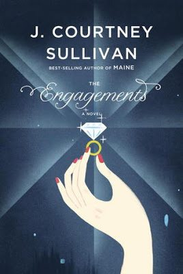The Engagements by J. Courtney Sullivan. A smart, engaging, and enjoyable book that examines the meaning of modern marriage traditions by interweaving several love stories with Frances Gerety's life story.