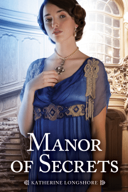 My review of Manor of Secrets by Katherine Longshore, a YA novel set in a Downton Abbey-like world of historical intrigue. Via Diamonds in the Library.