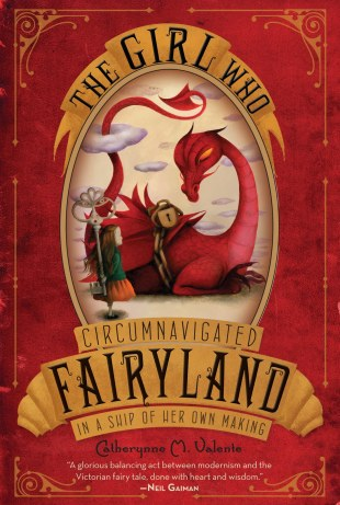 My review of The Girl Who Circumnavigated Fairyland in a Ship of Her Own Making by Catherynne M. Valente, a wonderfully written must-read for anyone who loves fairy tales. Via Diamonds in the Library.
