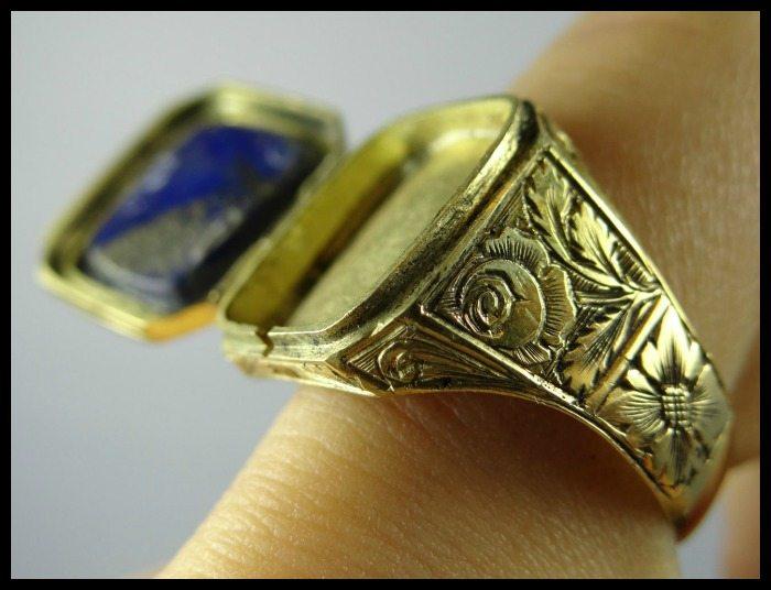 Marcasite Wedding Bands 34 Great Victorian lapis lazuli locket