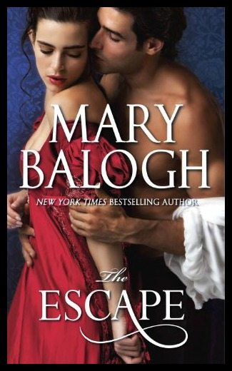 My review of The Escape by Mary Balogh, a historical romance from the author's Survivor's Club series.
