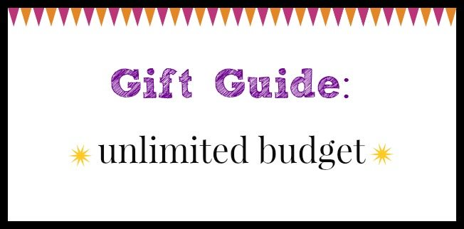 Diamonds in the Library jewelry gift guide; jewelry for an unlimited budget