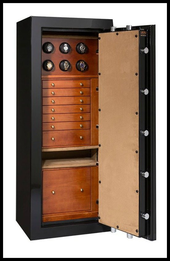 Casoro Jewelry Safes Diamonds In The Library