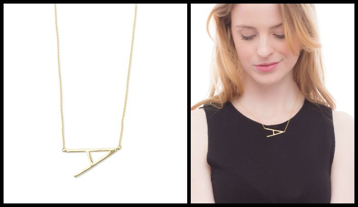 Benique's Amorous evening A necklace in luscious gold-plated silver.